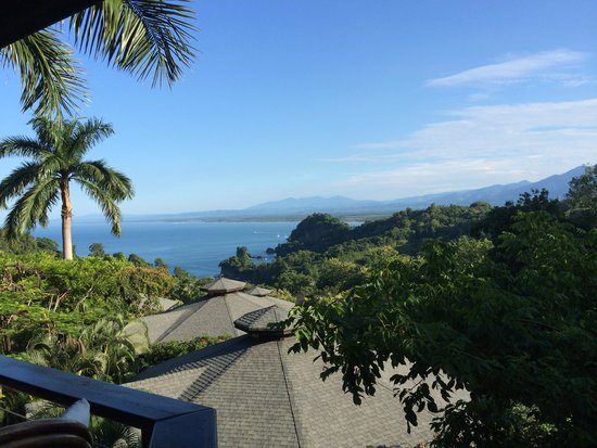 Tulemar's Buena Vista Luxury Villas: Amazing view!