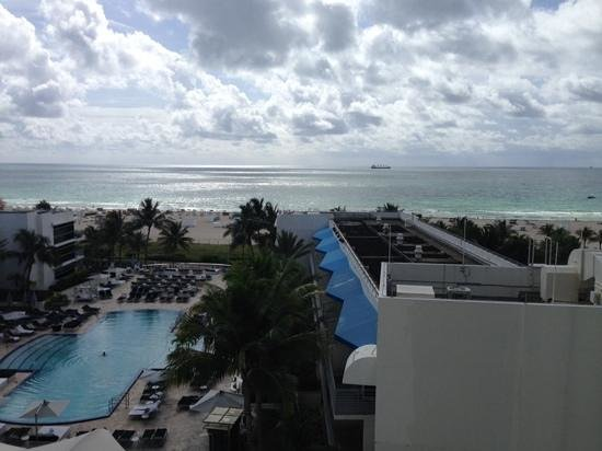 The Ritz-Carlton, South Beach : nossa vista do quarto