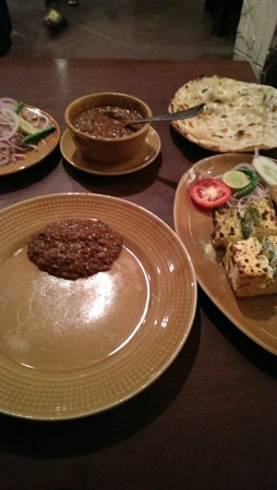 Peshawri : Oh my my the one and only Dal makni