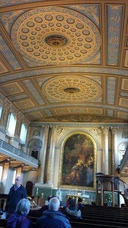 Old Royal Naval College: nice