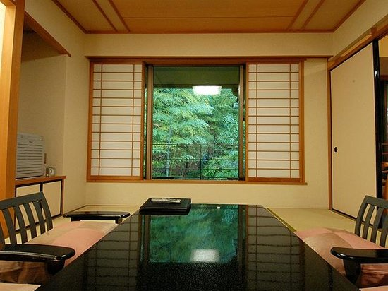 Taketoritei Maruyama: Japanese room