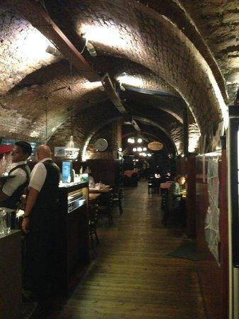 Augustinerkeller: interior of the restaurant