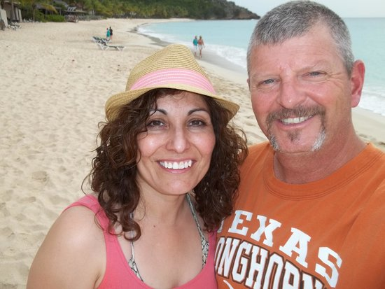 Galley Bay Resort & Spa : My wife and I