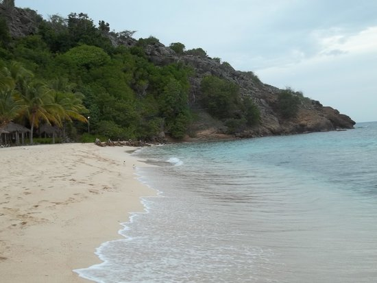 Galley Bay Resort & Spa : Your own beach