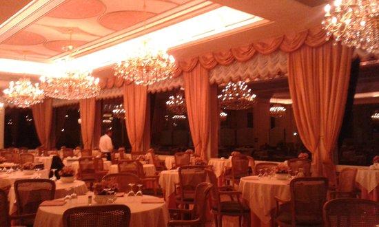 Hotel Simplon: Restaurante Hotel Simplom