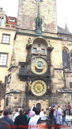 Prager Altstadt: Orologio astronomico