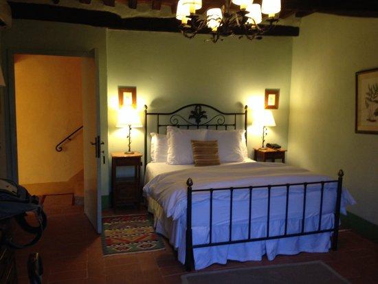 Hotel Toscana Laticastelli: Quarto