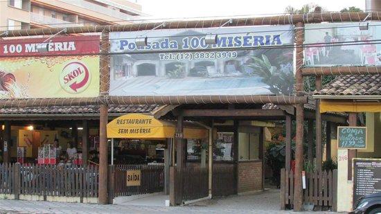 Restaurante 100 Miséria