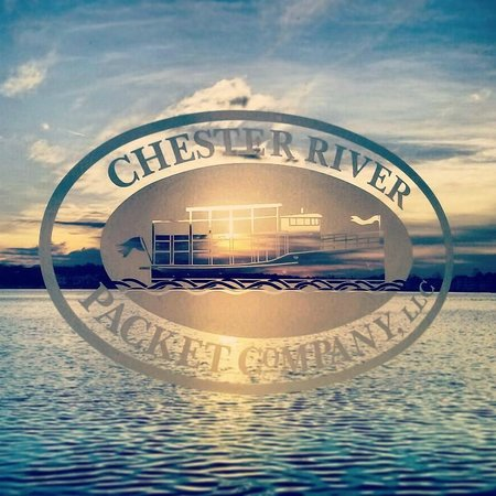 Chester River Packet Company: window