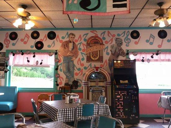 Pink Cadillac Diner: More Memorablia inside