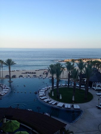 Hilton Los Cabos Beach & Golf Resort: view from our suite