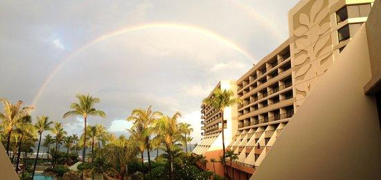 Marriott's Maui Ocean Club  - Lahaina & Napili Towers: Happy endings!