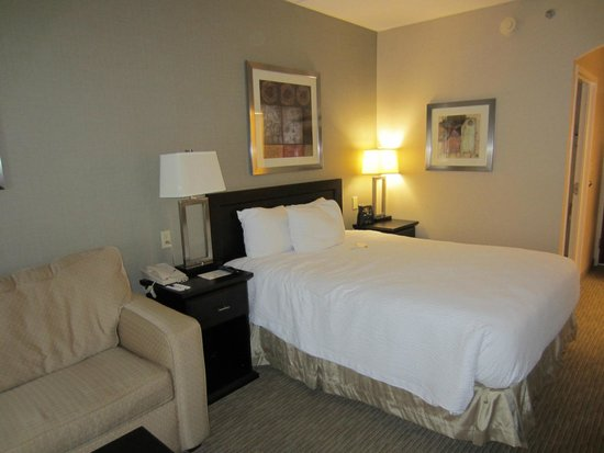 Inn at Wilmington: Comfy bed
