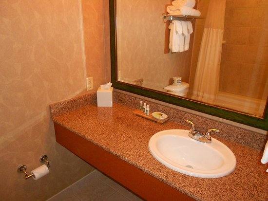 Little River Casino Resort: Bathroom