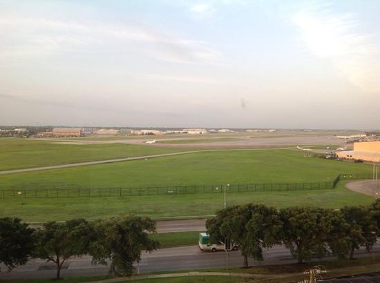DoubleTree by Hilton Houston Hobby Airport: aeropuerto Hobby en Houston