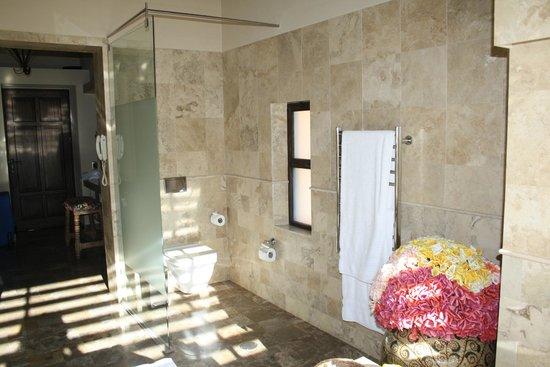 Sol y Luna - Relais & Chateaux: Toilet