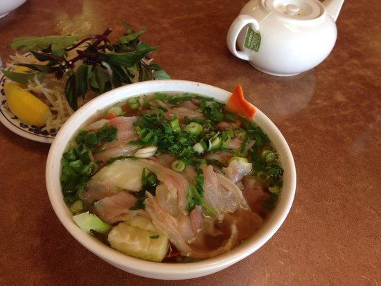 Photo of Asian Restaurant Pho Vietnam at 1406 Polk St, San Francisco, CA 94109, United States