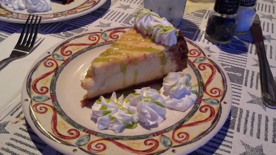 Bayside Grille & Sunset Bar: Key Lime Pie