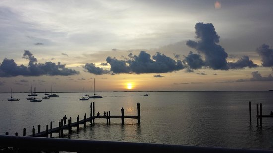 Bayside Grille & Sunset Bar: What we really paid for