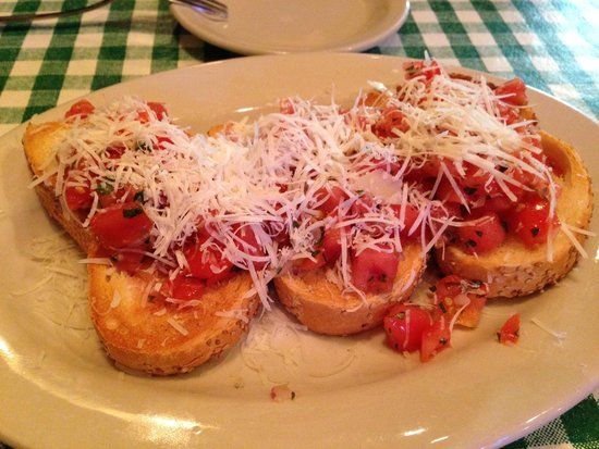 Mangia Mangia Italian Kitchen: Brushetta @ Mangia Mangia Italian Kitche, 430 Boston Rd, Billerica, MA