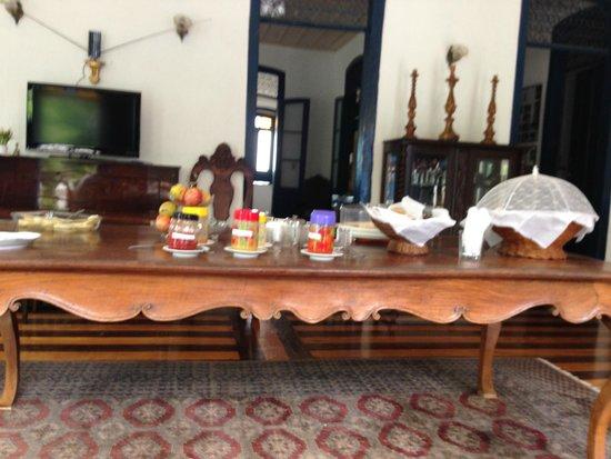 Pousada Barroco na Bahia: Breakfast