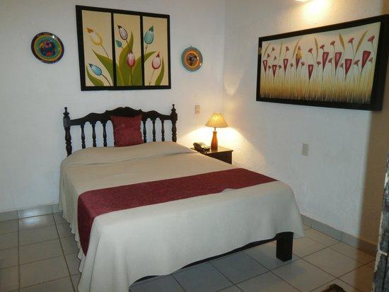 Hotel Posada de Roger: Room 106
