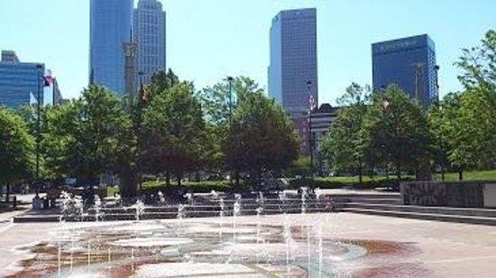 Centennial Olympic Park : 美