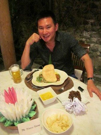 Gadjah Wong: Solo dining