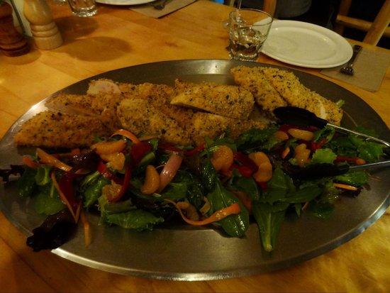 Assiniboine Lodge: The best buttermilk chicken!