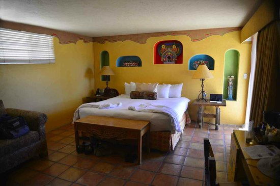 Room 19 Hacienda Del Sol