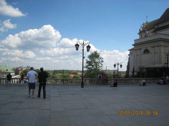 Royal Castle : a caminho do palacio