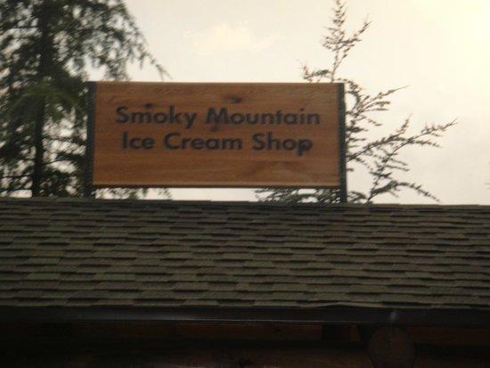 Westgate Smoky Mountain Resort & Spa : Ice Cream Shop