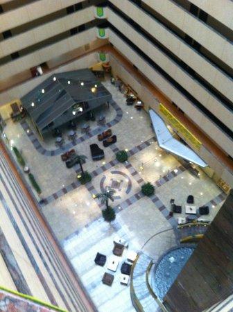 Bristol  International Airport Hotel: Desde el piso 10 del Hotel