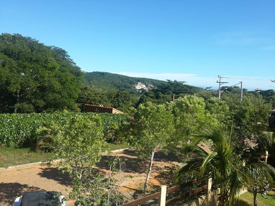 Pousada Alto Ferradura: Vista desde la Habitacion
