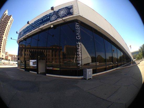 Adelaide Festival Centre : Adelaide Festival Center's Artspace Gallery
