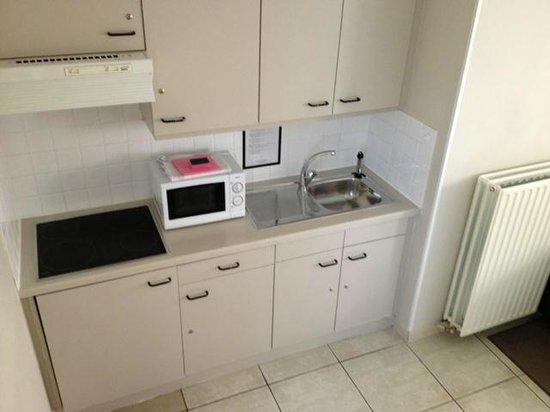 Bonobo Apart Hotel: Kitchen in #15