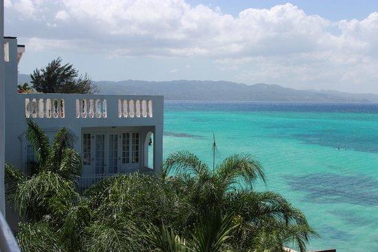 SeaGarden Beach Resort : View from deluxe ocean view room