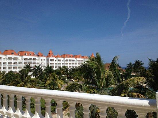 Grand Bahia Principe Jamaica: View from Lobby Bar