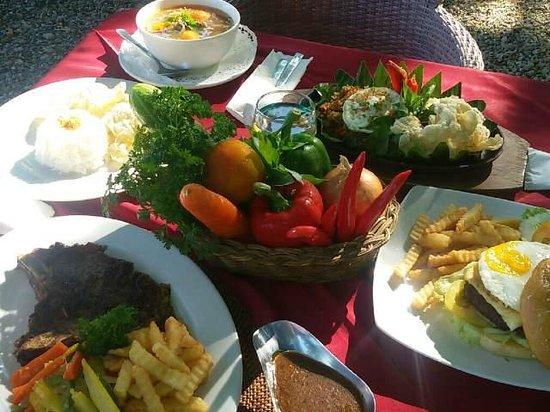 The Beach House Balikpapan: look good taste good