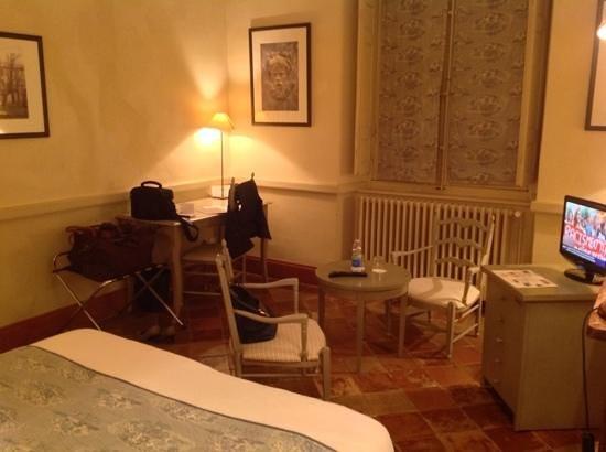 Hotel Abbaye Ecole de Soreze : chambre 101