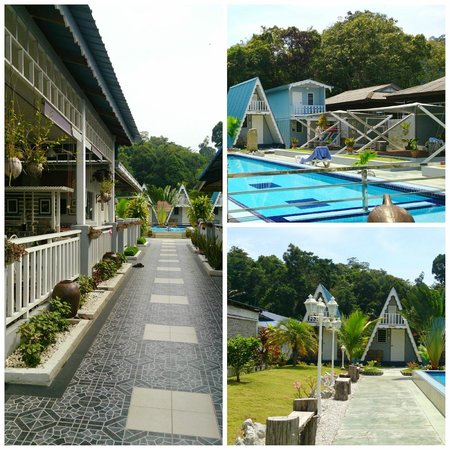 Nipah Guesthouse: Clean
