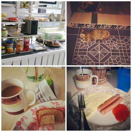 Nipah Guesthouse : Cook your own breakfast
