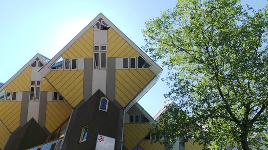 Kijk-Kubus (Show-Cube): домик-кубик