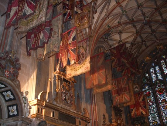 Canterbury Cathedral: so much history