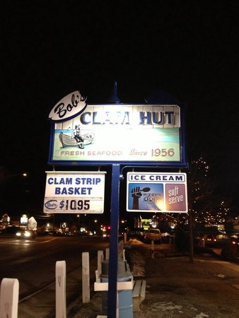 Bob's Clam Hut : Clams