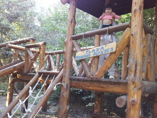 Cabanas Duendes del Maiten : Ideal para los que viajamos con menores
