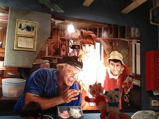 Bob's Clam Hut: Gilligan