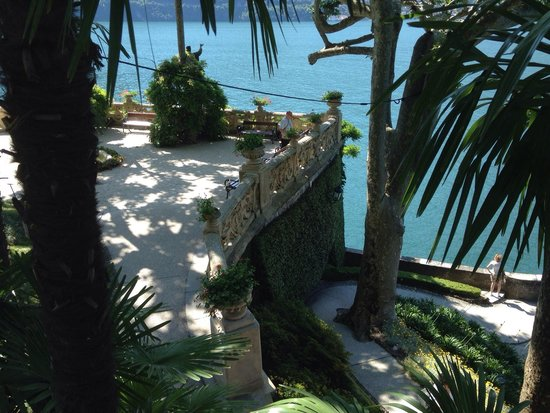 Villa del Balbianello: Beautiful gardens