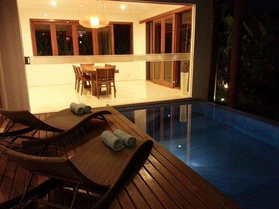 Papillon Garden Villas by Premier Hospitality Asia: Pool area