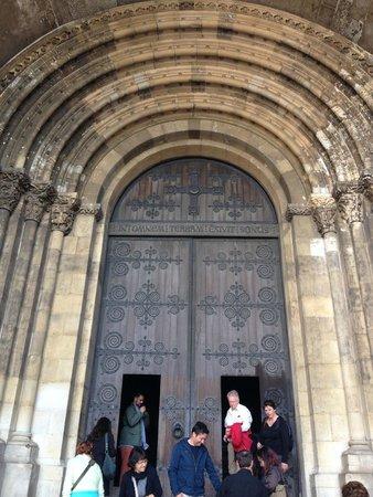 Se de Lisboa ( Igreja de Santa Maria Maior ): Porta de entrada